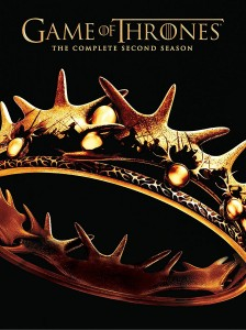 game of thrones the comeplete second season