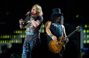 Guns 'N' Roses 'Not In This Lifetime' Tour - Brisbane
