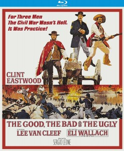 The Good, the Bad and the Ugly: 50th Anniversary Edition – Blu-ray Edition