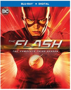 The Flash: The Complete Third Season – Blu-ray Edition