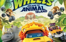 blaze and the monster machines wild wheels escape to animal island