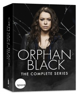orphan black the complete series