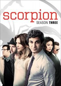 scorpion season three