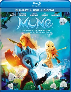 Mune: Guardian of the Moon – Blu-ray/DVD Combo Edition