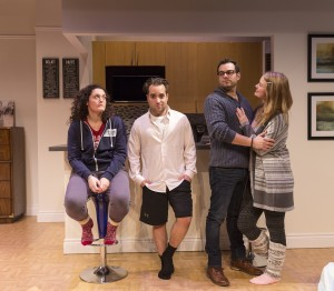 The Good, The Bad and the Uncomfortably Ugly: Fiery Family Drama Ablaze in Bad Jews Segal  Return