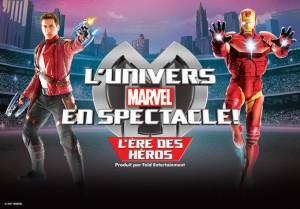 All Hail the Heroes- Marvel Universe LIVE!