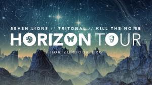 HORIZON TOUR – SEVEN LIONS, TRITONAL, & KILL THE NOISE