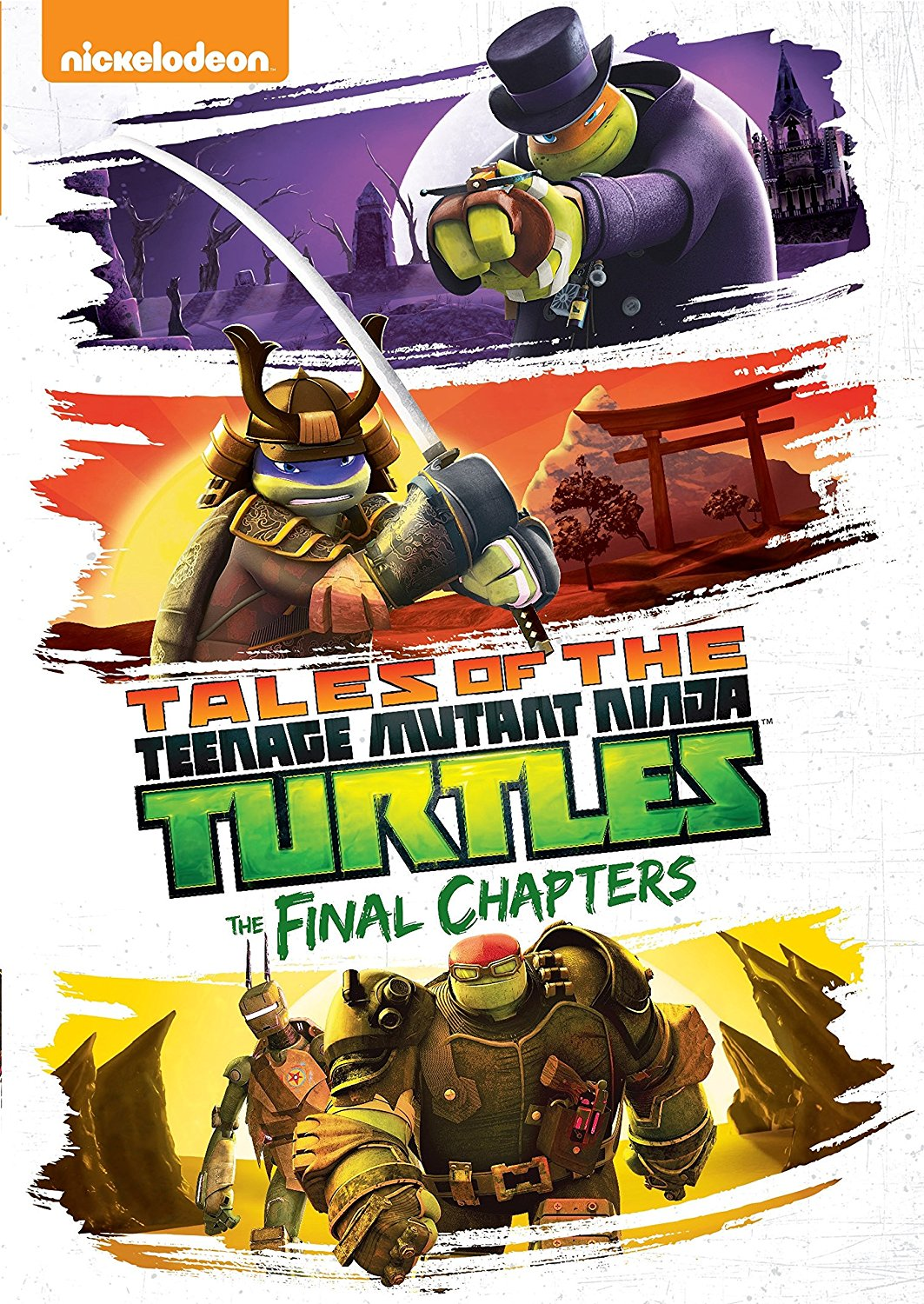 Tales of the Teenage Mutant Ninja Turtles: The Final Chapters – OrcaSound