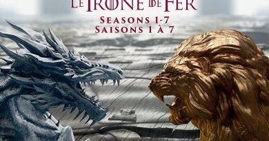 Game of Thrones: Seasons 1-7 – Blu-ray Edition