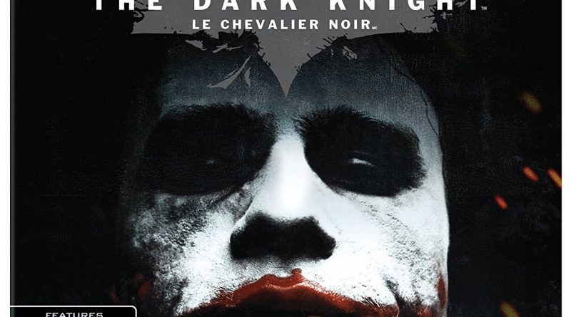 The Dark Knight – 4K Blu-ray Edition