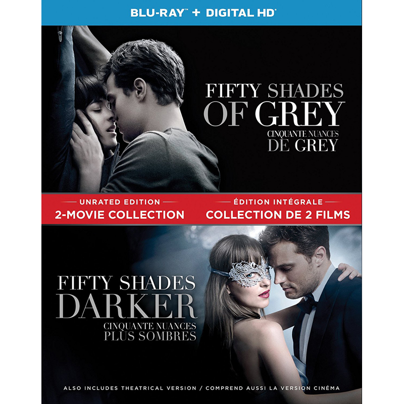 fifty shades of grey fifty shades darker unrated edition. Black Bedroom Furniture Sets. Home Design Ideas