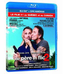 De père en flic 2 – Blu-ray Edition