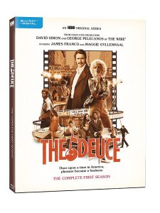 The Deuce: The Complete First Season – Blu-ray Edition