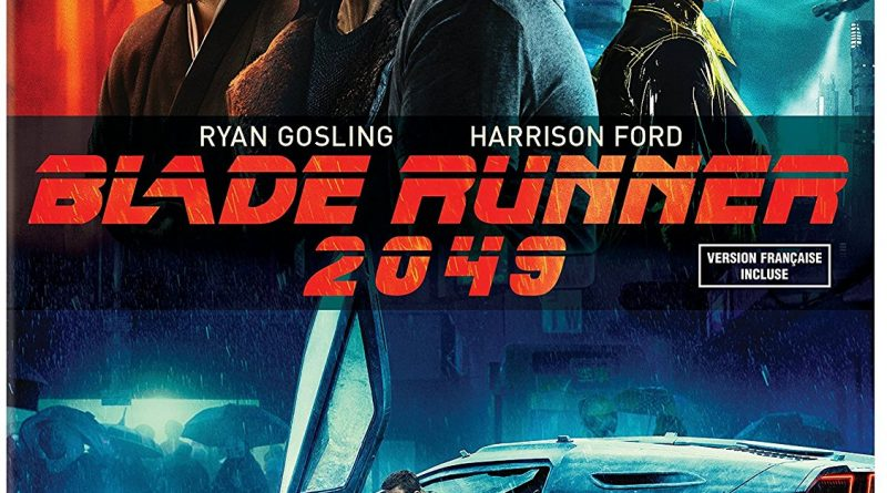 Blade Runner 2049 – Blu-ray/DVD Combo Edition