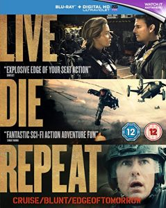 Edge of Tomorrow – Blu-ray Edition