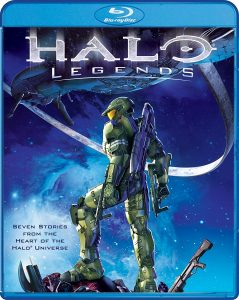 Halo Legends – Blu-ray Edition