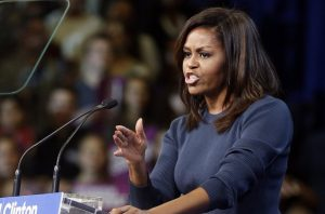 Former U.S. First Lady Michelle Obama to Give a Talk