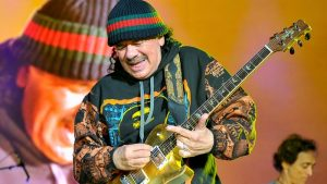 Divination Tour with Santana
