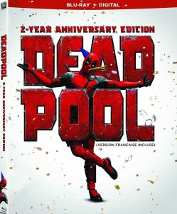 Deadpool: 2-Year Anniversary Edition – Blu-ray Edition