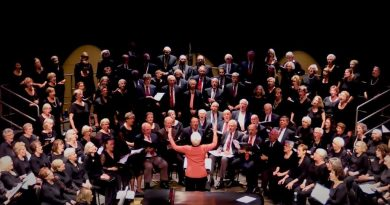 Encore Chorale on Debut Tour of Quebec