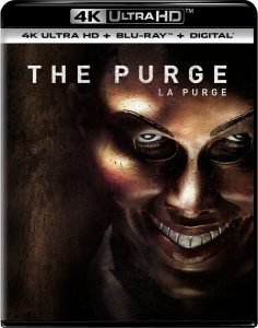 The Purge – 4K Ultra HD/Blu-ray Combo Edition