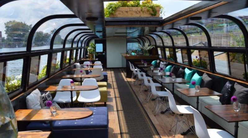 Have a Drink on the Lachine Canal – Canal Lounge