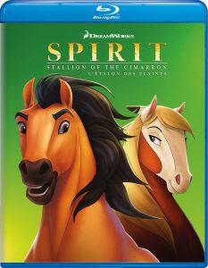 Spirit: Stallion of Cimarron – Blu-ray Edition
