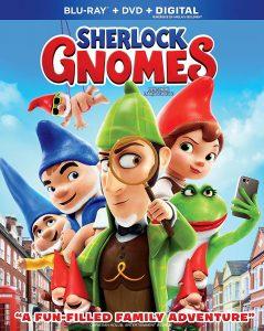 Sherlock Gnomes – Blu-ray/DVD Combo Edition