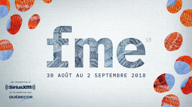 FME 2018 Announces Full Line-Up!