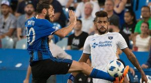 Montreal Impact vs. San Jose Earthquakes @ Saputo Stadium – July 14, 2018