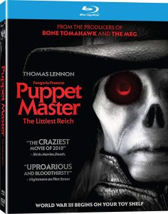 Puppet Master: The Littlest Reich – Blu-ray Edition