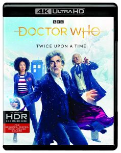 Doctor Who: Twice Upon a Time – 4K Ultra HD/Blu-ray Combo Edition
