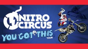 Best X-Games Athletes Come to Town with Nitro Circus