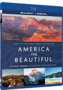 America the Beautiful: National Parks Collection – Blu-ray Edition