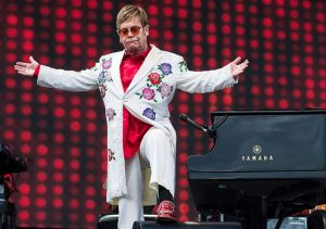 Last Time Around the Globe for Elton John