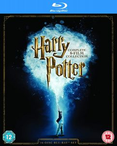 Harry Potter 8 Film Collection – Blu-ray Edition