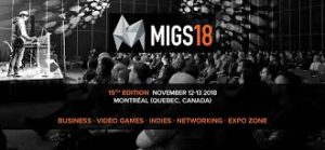Learn About the Gaming Industry at MIGS18
