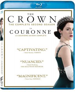 The Crown: The Complete Second Season – Blu-ray Edition