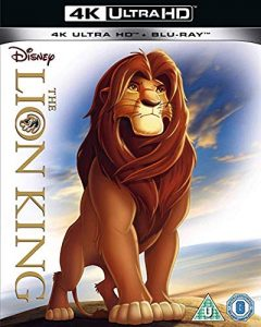The Lion King – 4K Ultra HD/Blu-ray Combo Edition
