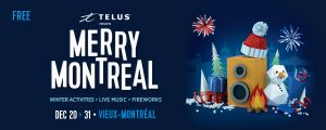 Celebrate This Holiday Season – Merry Montreal 2018