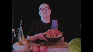 Fast food connoisseur Elliot feeds our souls on  his latest album 'Fast Food Musik'