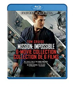 Mission: Impossible: The 6-Movie Collection – Blu-ray Edition