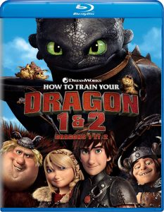 How to Train Your Dragon 1 & 2 – Blu-ray Edition