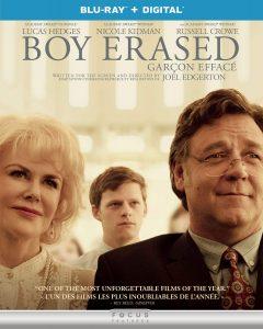 Boy Erased – Blu-ray Edition