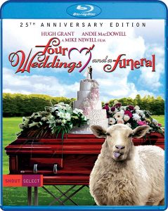 Four Weddings and a Funeral: 25th Anniversary Edition – Blu-ray Edition