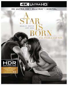 A Star is Born – 4K Blu-ray/Blu-ray Combo Edition