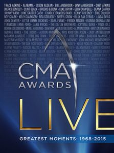 Various Artists – CMA Awards Live Greatest Moments: 2012-2015