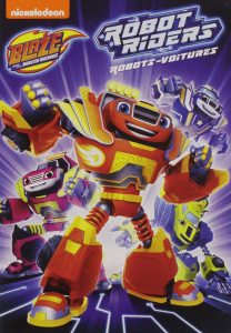 Blaze and the Monster Machines: Robot Riders!
