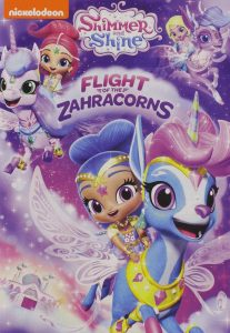 Shimmer and Shine: Flight of the Zharacorns