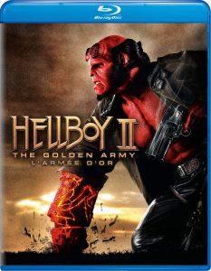 Hellboy II: The Golden Army – Blu-ray Edition